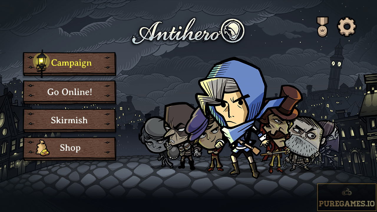 Download Antihero MOD APK for Android/iOS 9