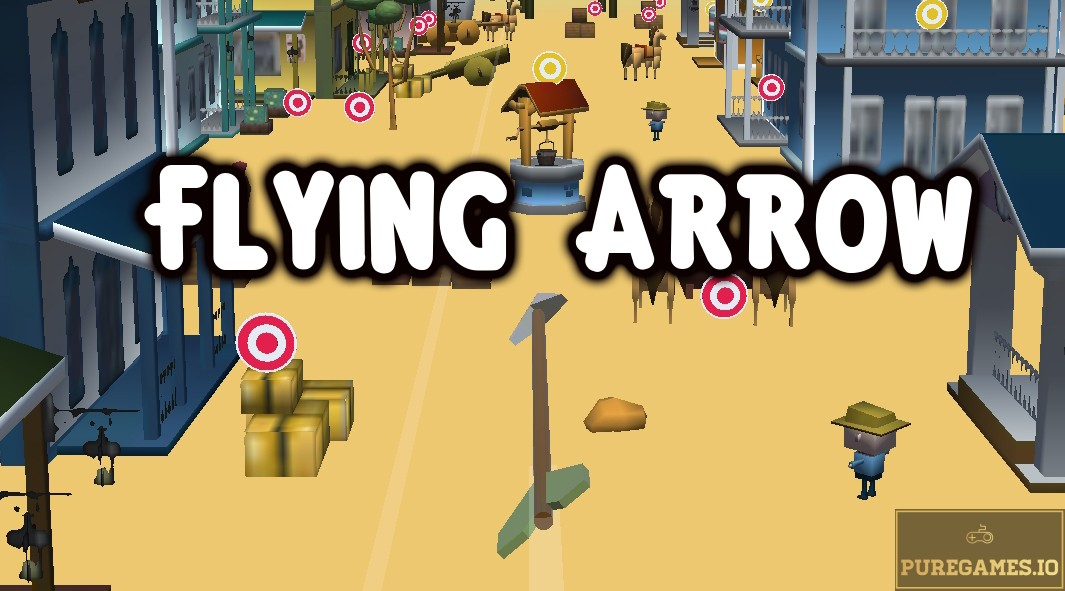 Download Flying Arrow MOD APK - For Android/iOS 9