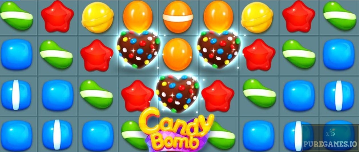 Download Candy Bomb MOD APK for Android/iOS 6