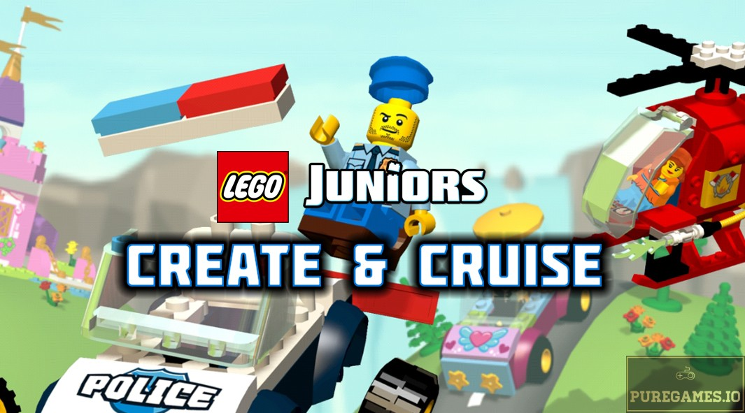 Download LEGO Juniors Create & Cruise MOD APK - For Android/iOS 8