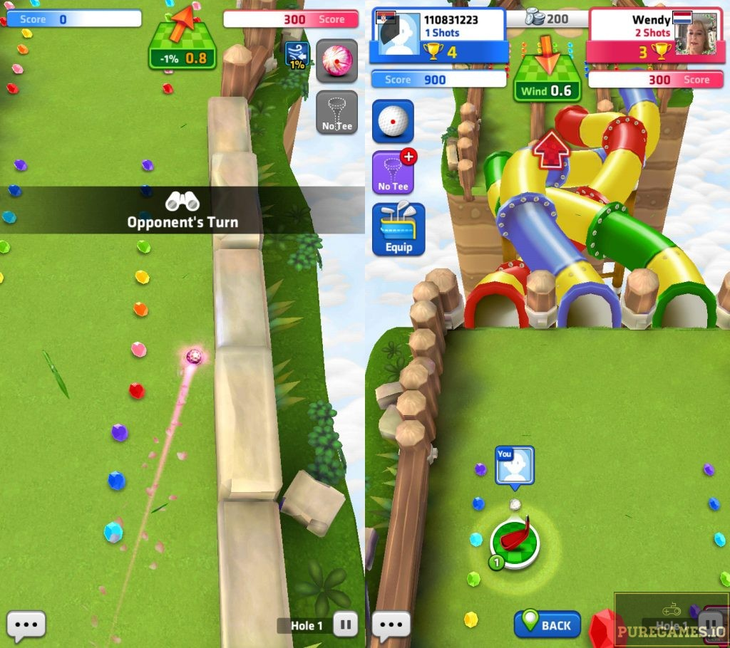 Download Mini Golf King Multiplayer Game Mod Apk For Android Puregames