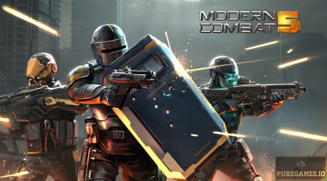 Download Modern Combat 5 MOD APK - For Android/iOS 2