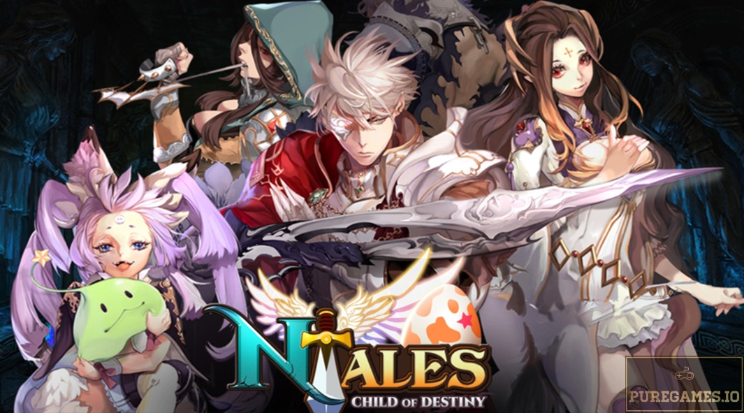 Download NTales: Child of Destiny MOD APK - For Android/iOS 4