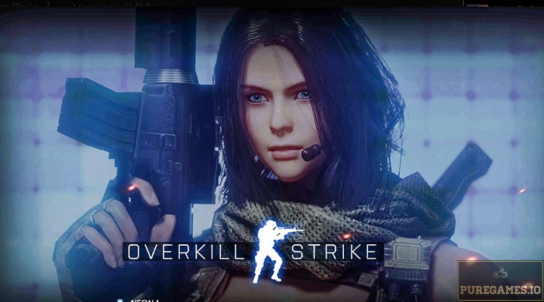 Download Overkill Strike MOD APK - For Android/iOS 10