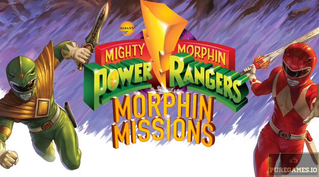 Download Power Rangers Morphin Missions MOD APK - For Android/iOS 5