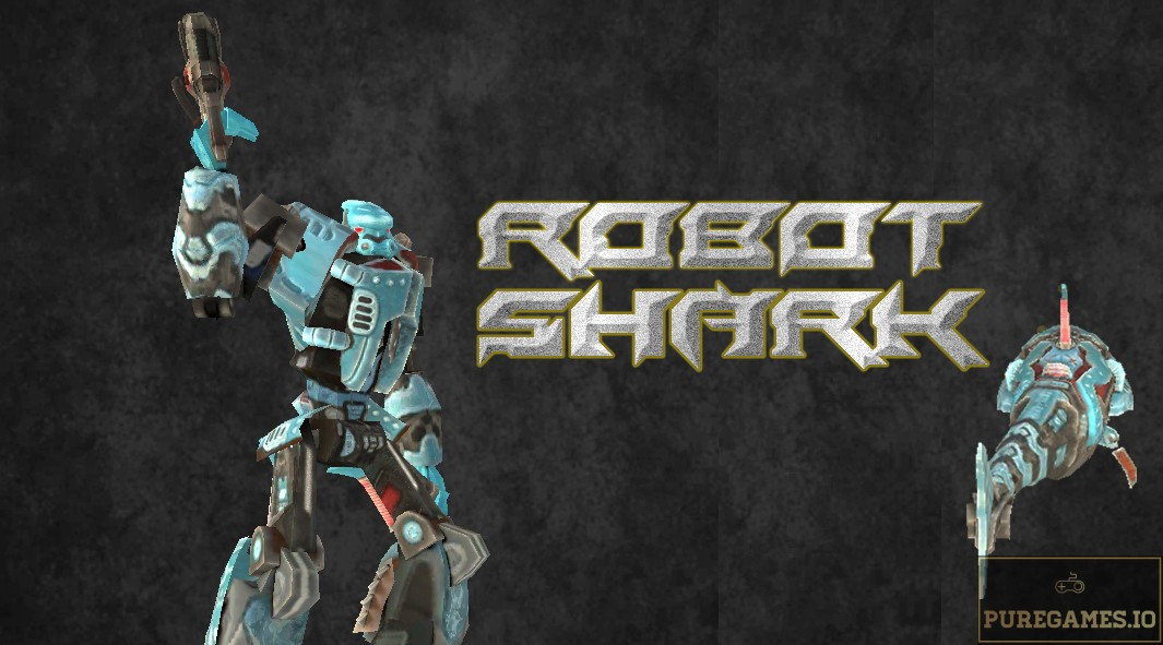 Download Robot Shark MOD APK - For Android/iOS 6