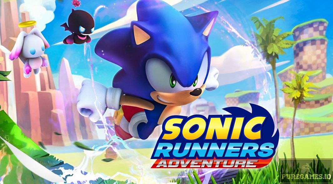 Download Sonic Runners Adventure MOD APK - For Android/iOS 13