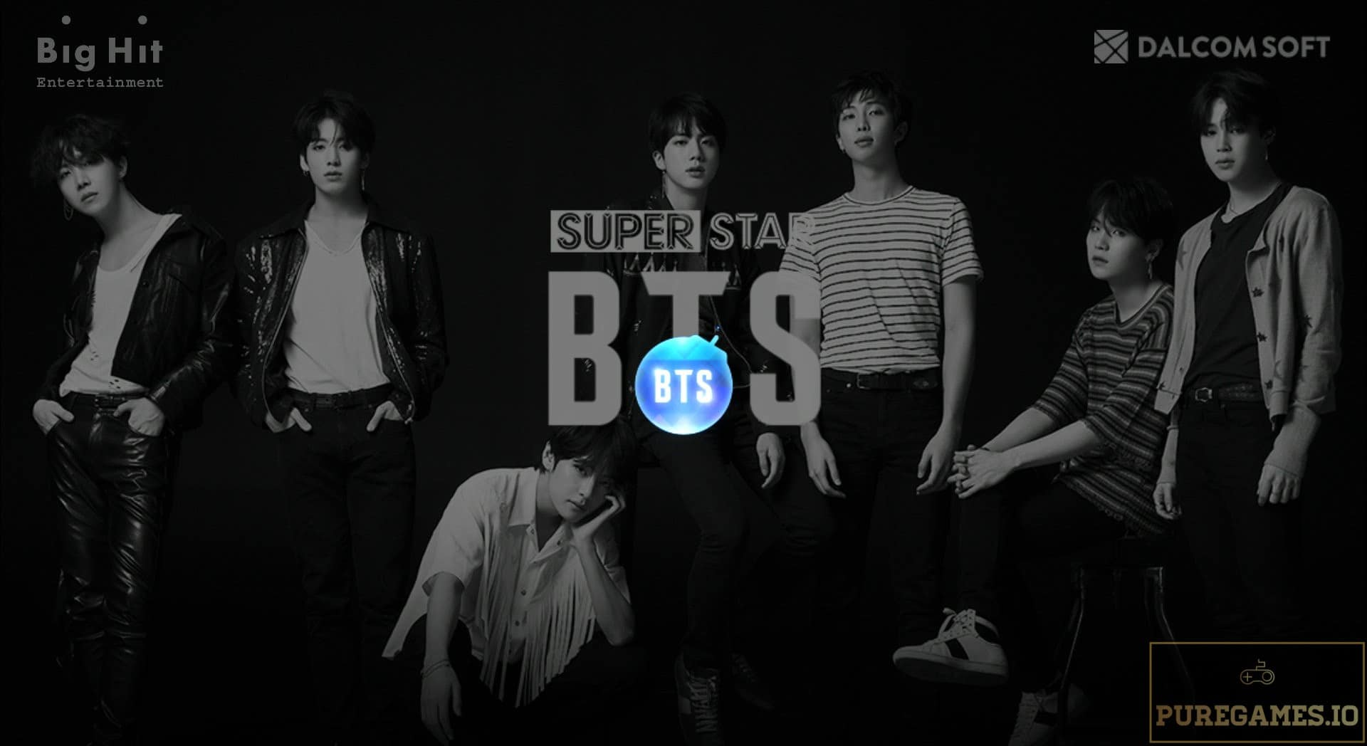 Download SuperStar BTS MOD APK - For Android/iOS 5