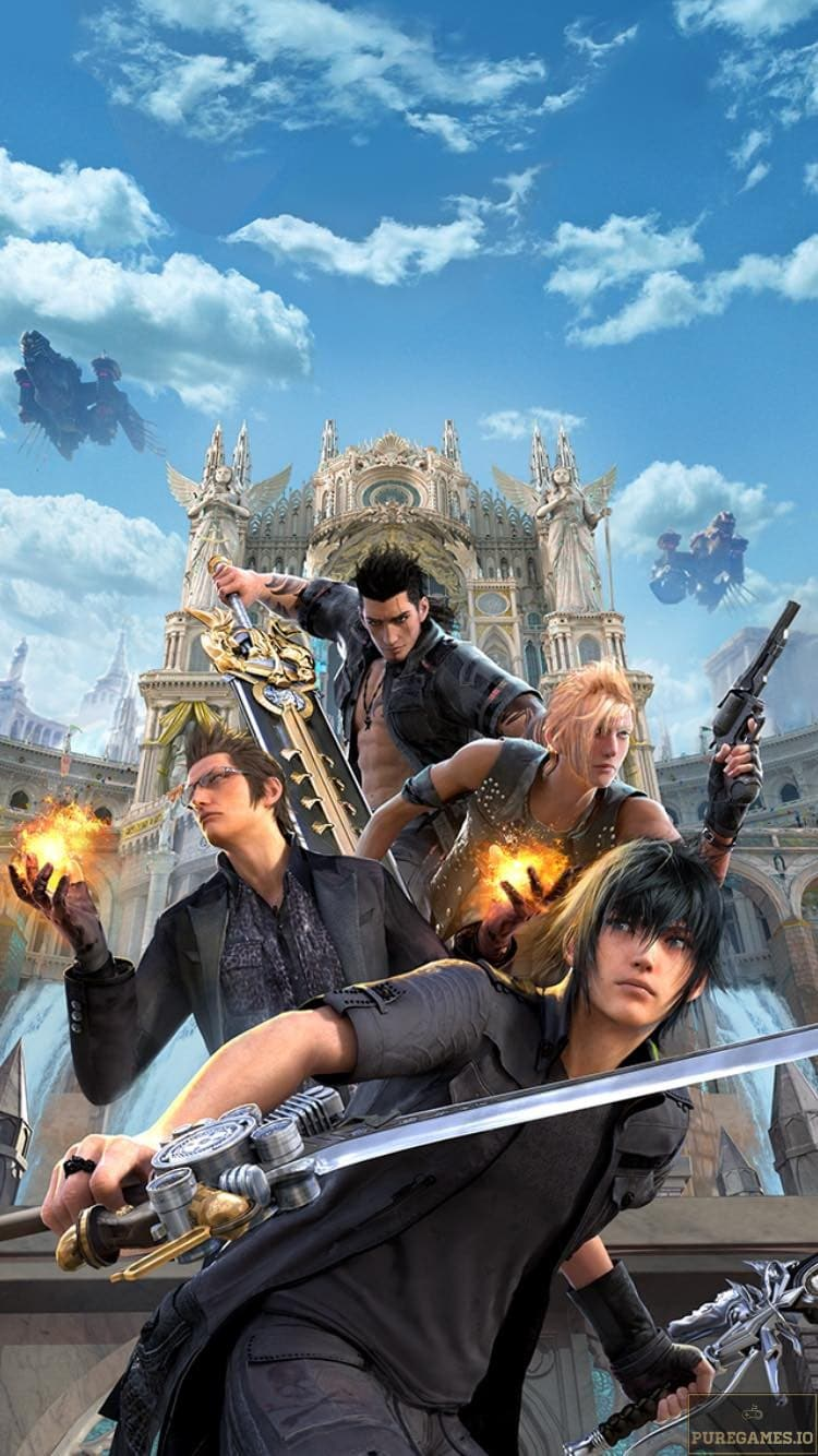 Download Final Fantasy XV: A New Empire APK for Android/iOS 5