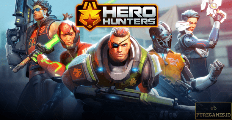 Download Hero Hunters APK for Android/iOS 2