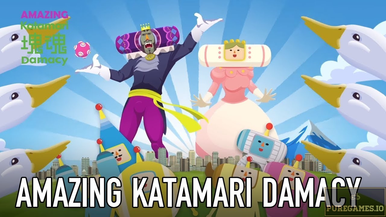 Download Amazing Katamari Damacy APK for Android/iOS 8