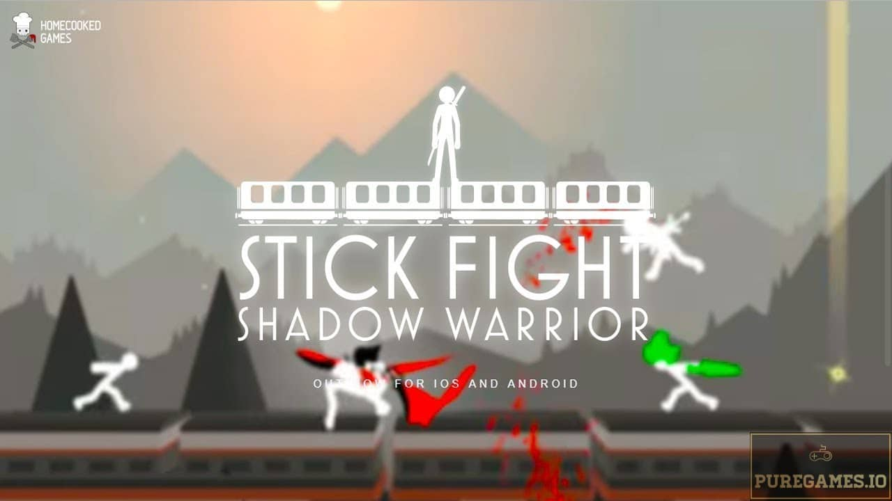 Download Stick Fight: Shadow Warrior APK for Android/iOS 9