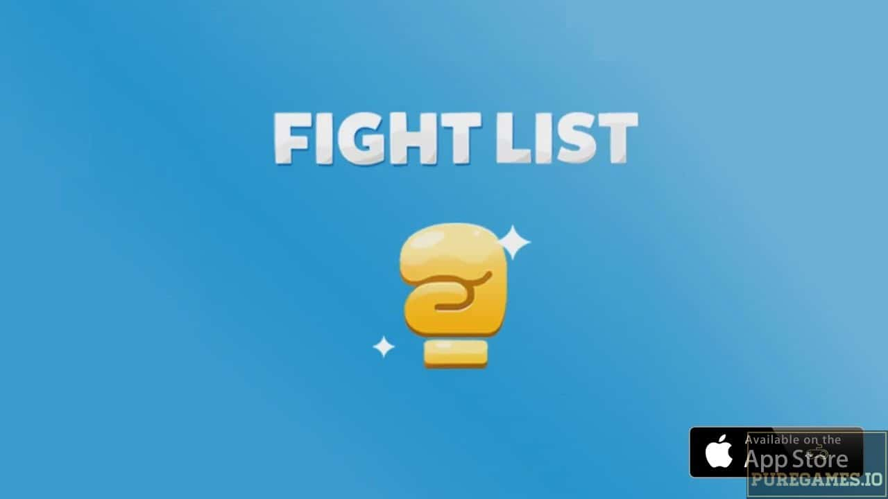 Download Fight List APK for Android/iOS 8