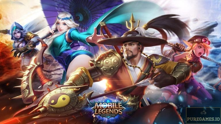 Download Mobile Legends: Bang Bang APK for Android/iOS 9