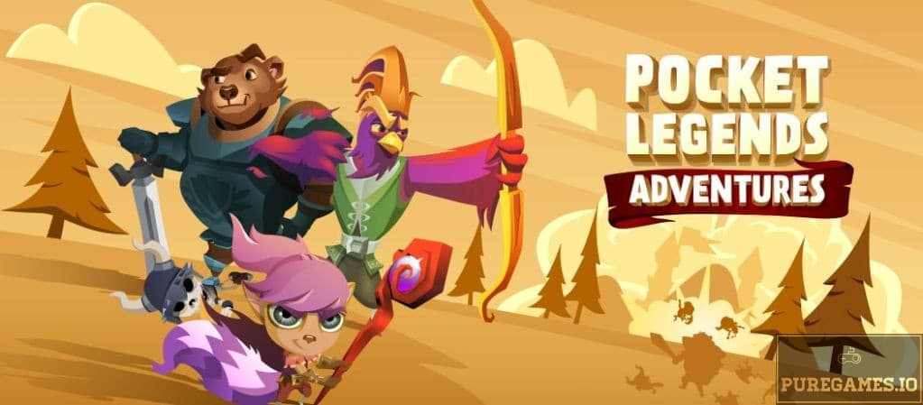 Download Pocket Legends Adventures APK for Android/iOS 9