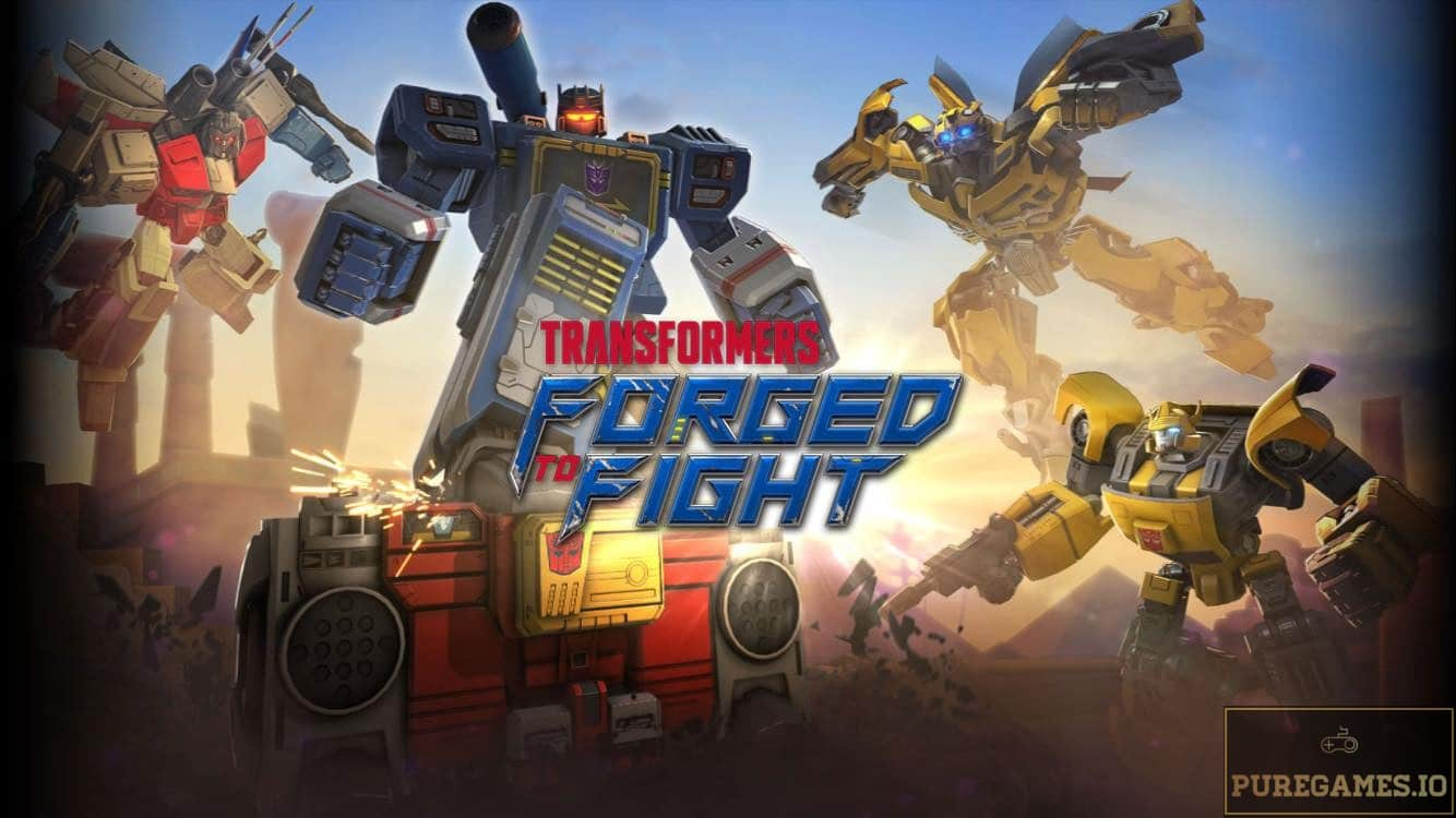 Download Transformers: Forged to Fight APK for Android/iOS 9