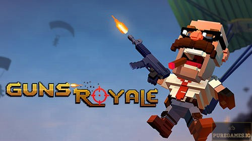 Download Guns Royale: Blocky Battlegrounds APK for Android/iOS 11