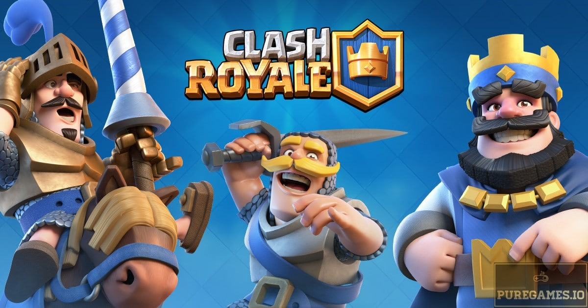 Download Clash Royale APK for Android/iOS 10