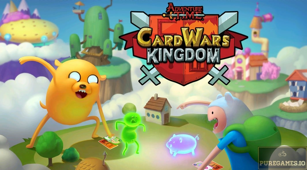 Download Card Wars Kingdom MOD APK - For Android/iOS 6