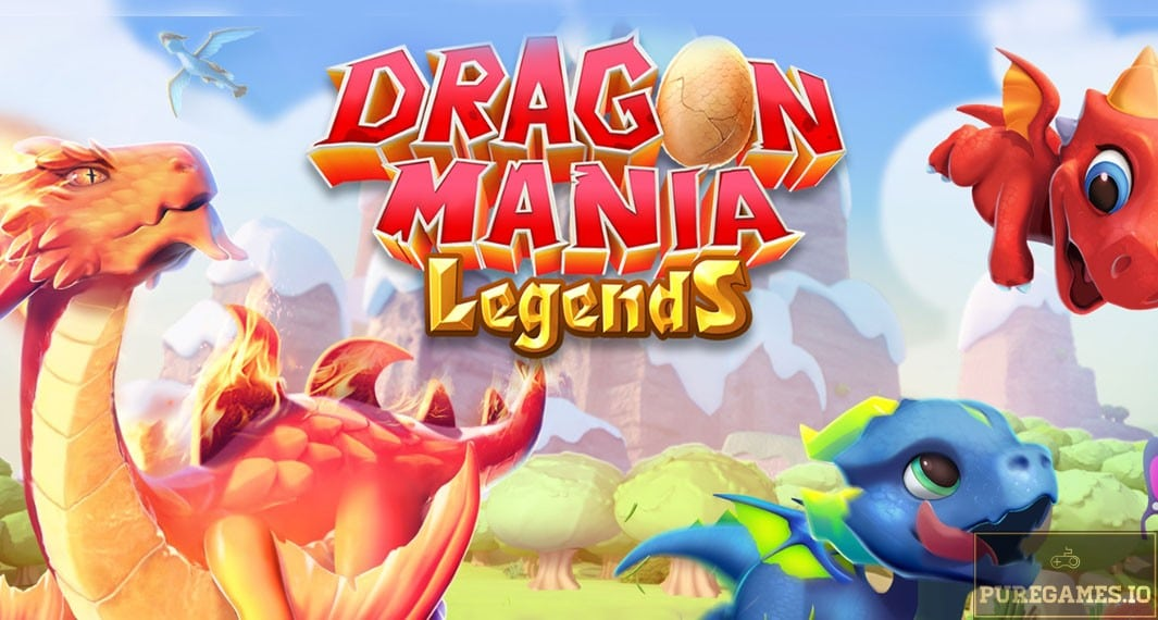 Download Dragon Mania Legends for Android/iOS 3