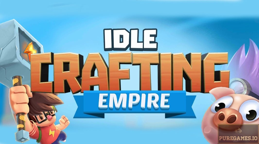 Download Idle Crafting Empire MOD APK - For Android/iOS 9