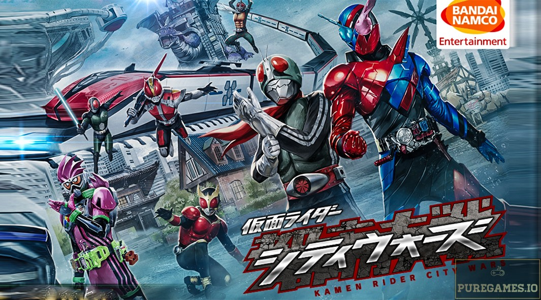 Download Kamen Rider City Wars (仮面ライダー シティウォーズ) MOD APK - For Android/iOS 13