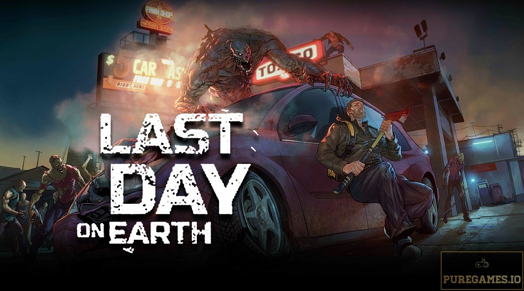 Download Last Day On Earth: Survival MOD APK - For Android/iOS 5