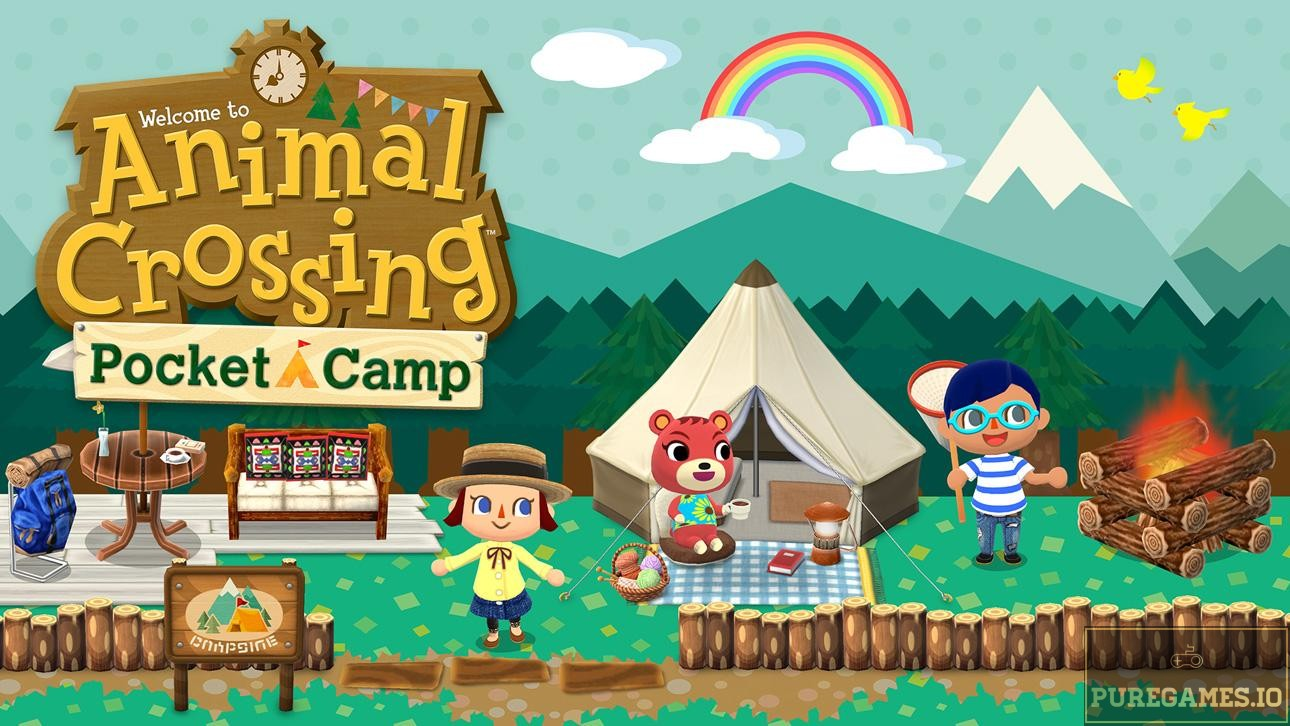 Download Animal Crossing: Pocket Camp APK for Android/iOS 4