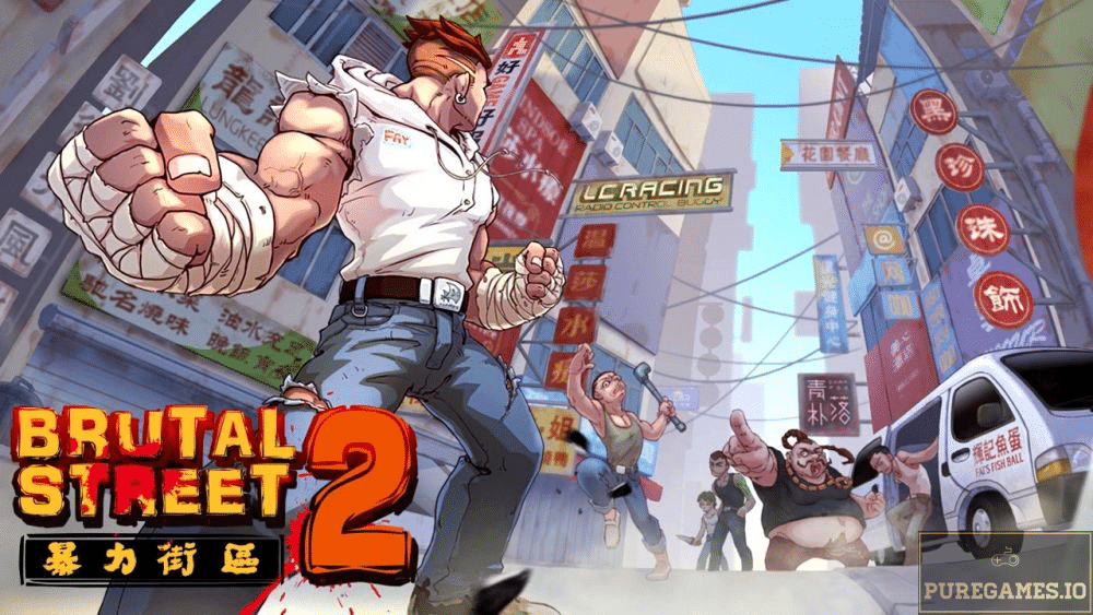 Download Brutal Street 2 APK for Android/iOS 9