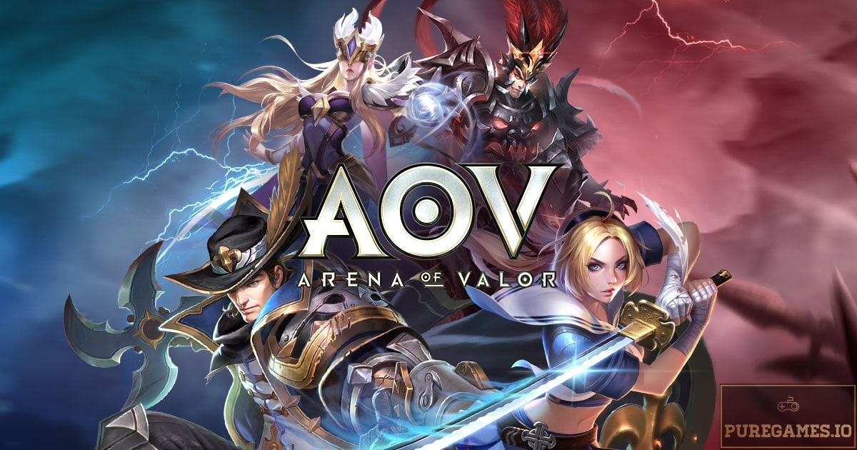 Download Arena of Valor – For Android/iOS 12