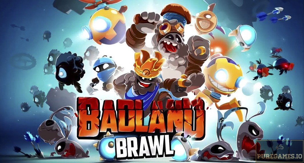 Download Badland Brawl MOD APK - For Android/iOS 9