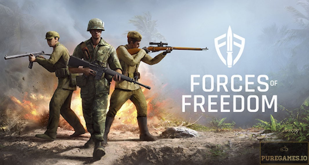 Download Forces of Freedom MOD APK - For Android/iOS 8