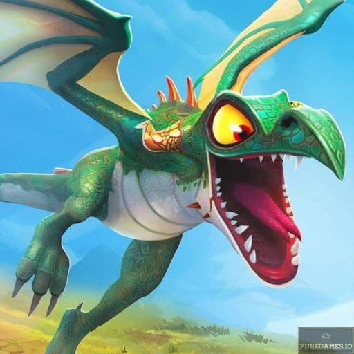 Download Hungry Dragon MOD APK for Android 2