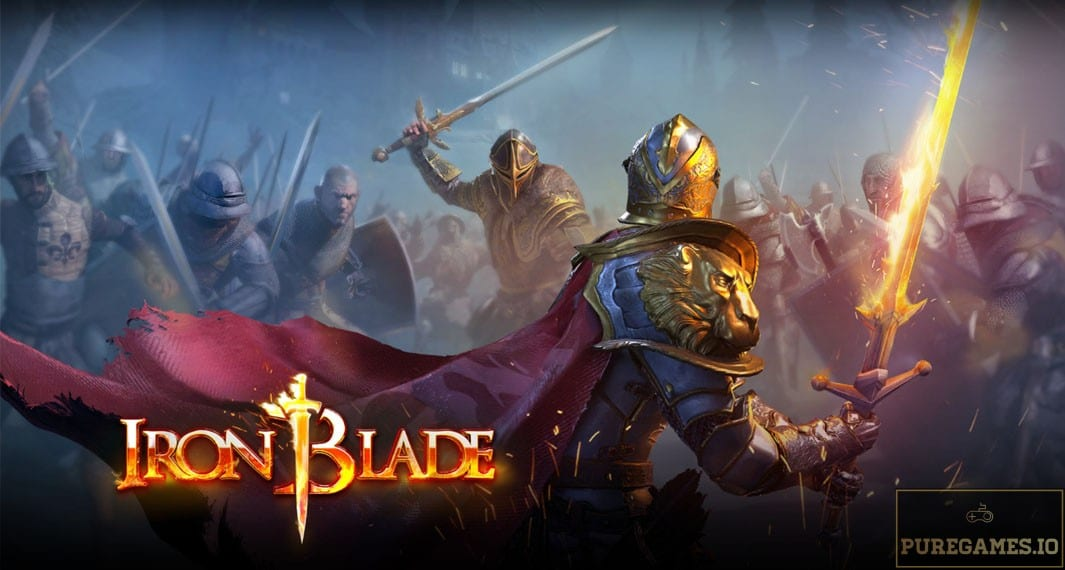 Download Iron Blade MOD APK - For Android/iOS 14