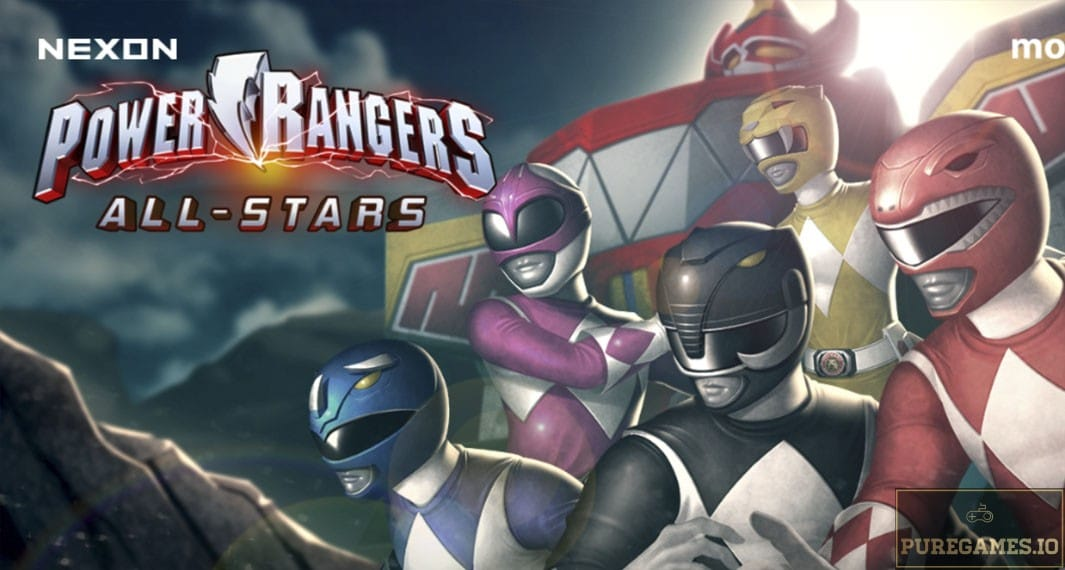 Download Power Rangers : All Stars MOD APK - For Android/iOS 2
