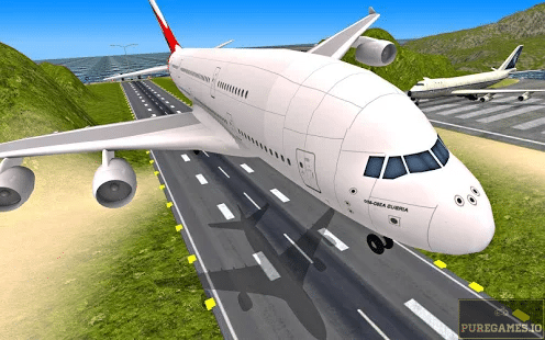 Download Airplane Fly 3D: Flight Plane – For Android/iOS 13