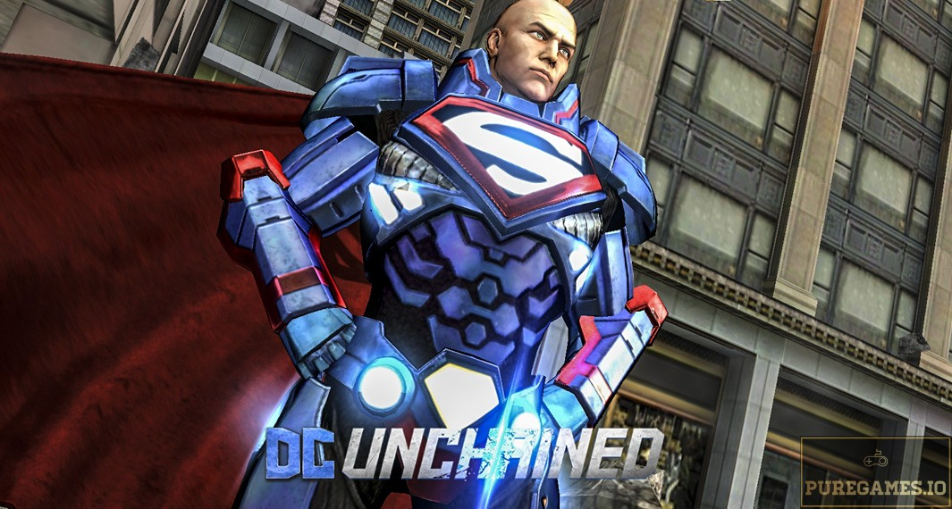 Download DC Unchained APK - For Android/iOS 9