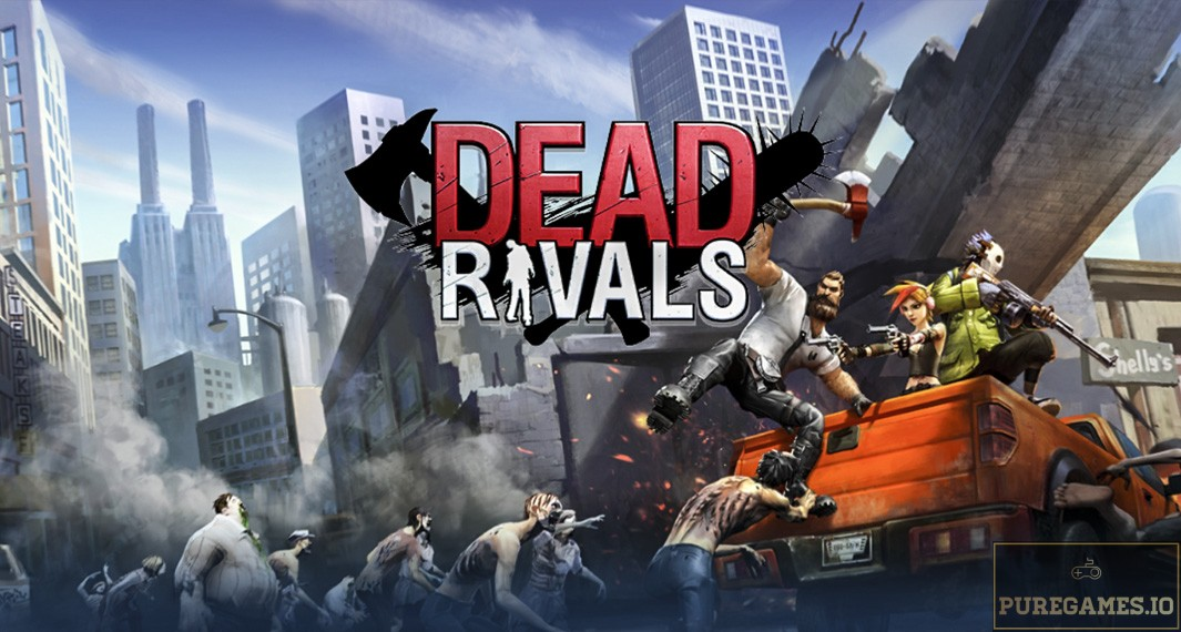 Download Dead Rivals APK - For Android/iOS 13