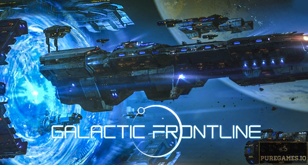Download Galactic Frontline APK - For Android/iOS 8