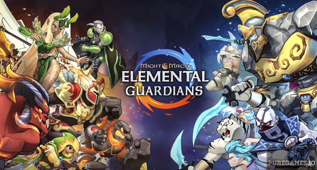 Download Might & Magic : Elemental Guardians APK - For Android/iOS 10