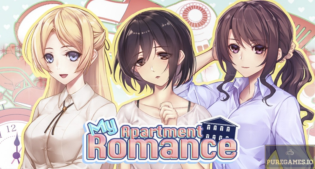 Download My Apartment Romance APK - For Android/iOS 11