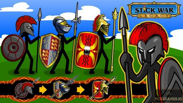 Download Stick War: Legacy APK for Android/iOS 8