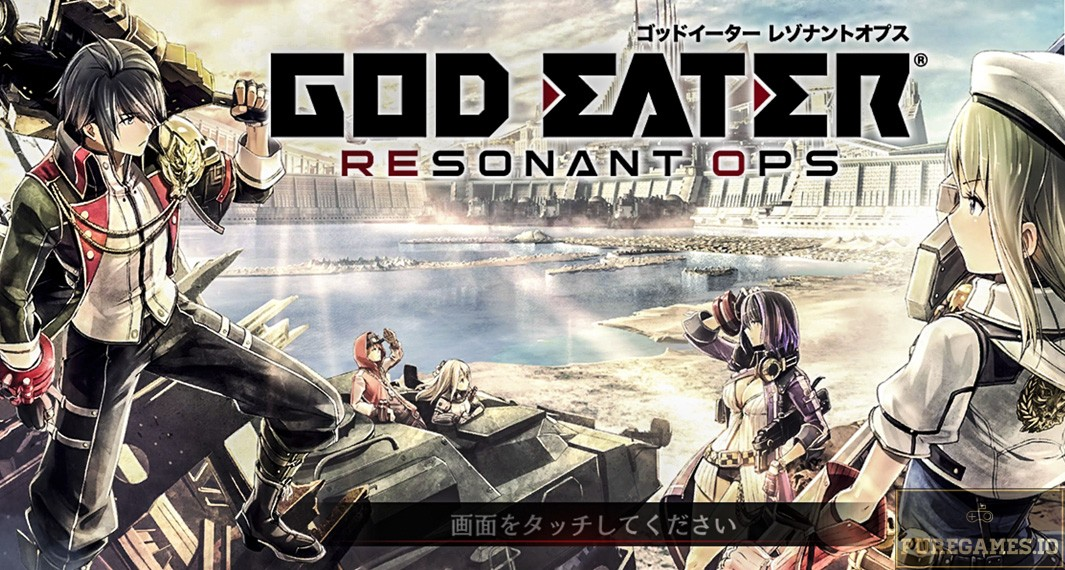 Download God Eater Resonant Ops APK - For Android/iOS 2