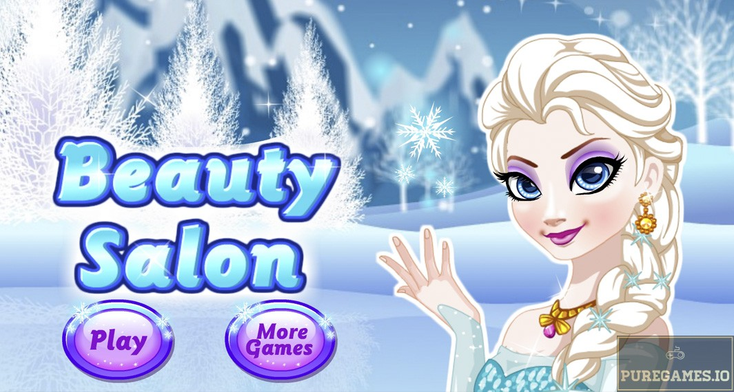 Play Ice Queen Beauty Salon APK on Android/iOS 10