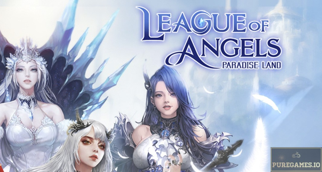 Download League of Angels - Paradise Land APK - For Android/iOS 2