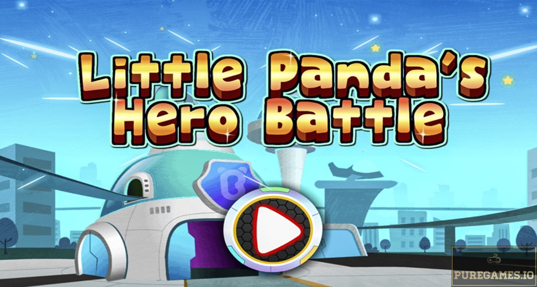 Download Little Panda's Hero Battle Game APK - For Android/iOS 11