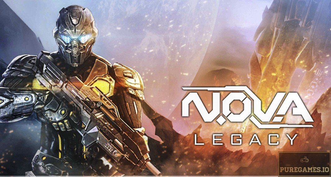 Download N.O.V.A Legacy APK - For Android/iOS 17