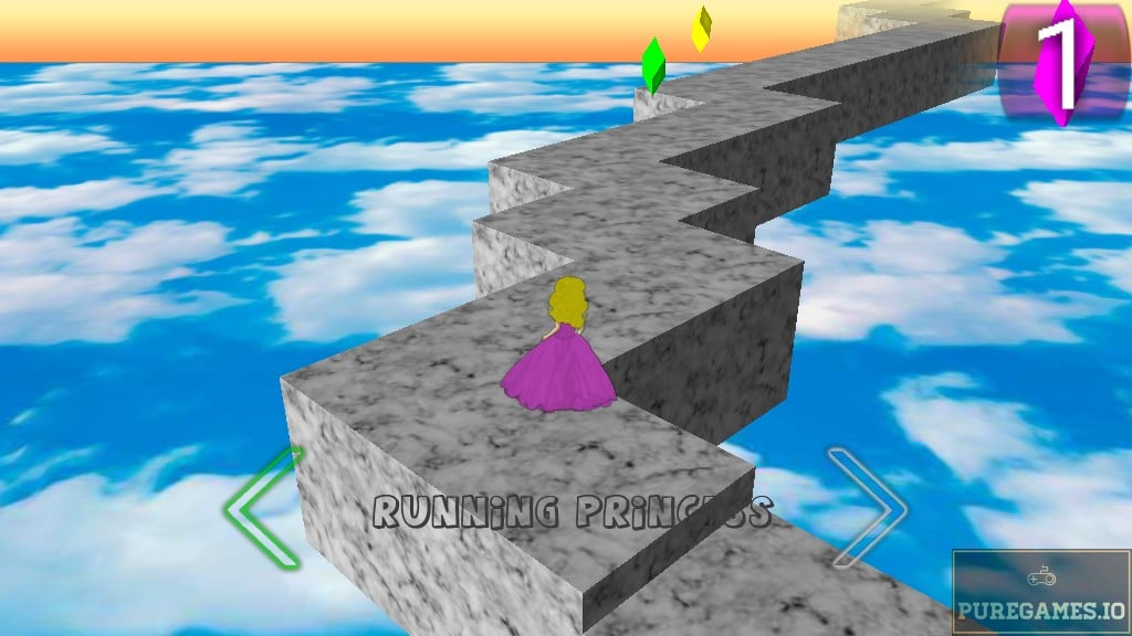 Download Running Princess APK for Android/iOS 2