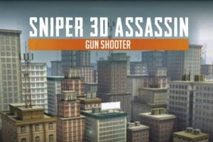 Download Sniper 3D Assassin APK - For Android/iOS 10