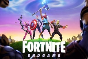 Play Fortnite End Game for Android/iOS 5